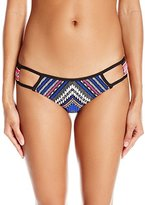 Rip Curl Women's Sun Warrior Luxe Hipster Bikini Bottom