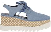 Stella McCartney Elyse Cut-out Sneakers