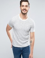 Celio T-Shirt with Fine Stripe