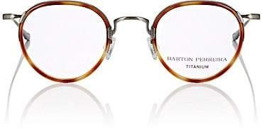 Barton Perreira Men's Aalto Eyeglasses - Brown