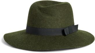 Nordstrom Tulip Crown Wool Felt Hat