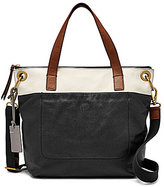 Fossil Keely Color Block Tote