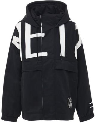 Nike Nrg Ir Hooded Nylon Jacket