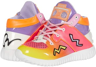 Sophia Webster Shay Sneaker (Little Kid/Big Kid) (Multi Pink) Women's Shoes