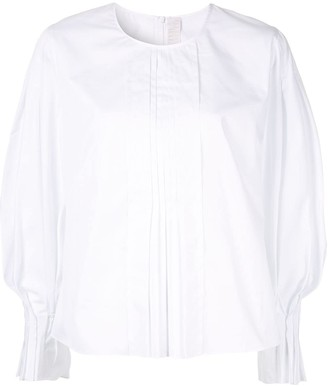 Peter Pilotto Pleated Detailed Blouse
