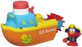 Playskool Elmo Bath Adventure Steamboat