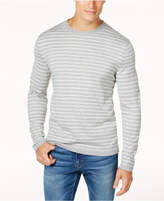 Club Room Men's Fine Knit Stripe Sweater, Created for Macy's