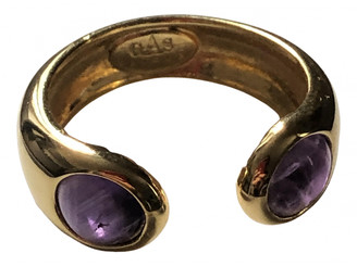 Gas Jeans Duality Gold Other Rings