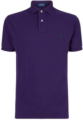 Polo Ralph Lauren Cotton Mesh Polo Shirt