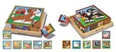 Melissa & Doug Toddler Cube Puzzles
