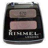 Rimmel Colour Rush Duo Eye Shadow - 670 Inspired