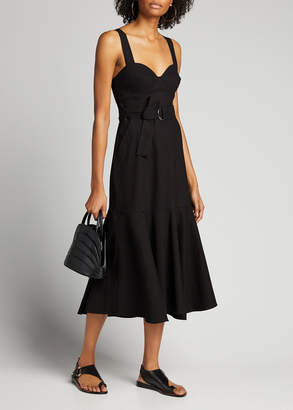 A.L.C. Sabrina Belted Dress
