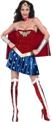 Dc Comics Wonder Woman - Adult Costume