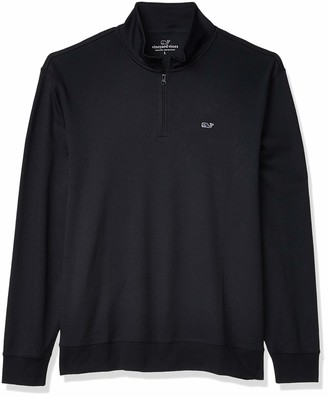 Vineyard Vines Men's Jersey 1/4 Zip