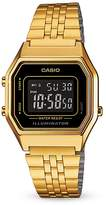 Casio Vintage Digital Watch, 33.5mm x 28.6mm