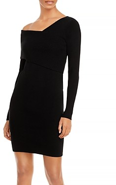 Line & Dot Sylvie Mini Sweater Dress