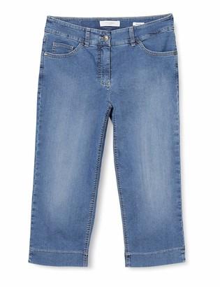 Gerry Weber Women's 222053-67813 Straight Jeans