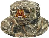 Top of the World Adult Minnesota Golden Gophers Realtree Camouflage Boonie Max Bucket Hat