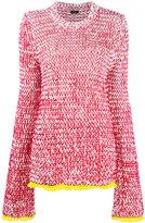 Joseph chunky knit jumper - women - Cotton/Polyamide - M