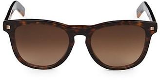 Ermenegildo Zegna 57MM Square Sunglasses