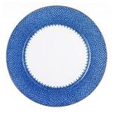 Mottahedeh Blue Lace Dessert Plate