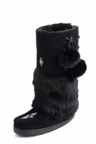 Manitobah Mukluks Adjustable Snowy Owl Boots