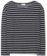 Closed Striped cotton sweater