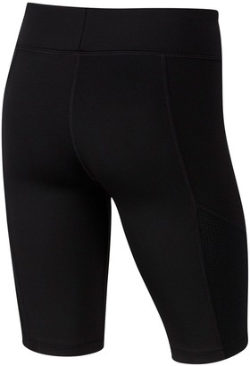Nike Older Girls Trophy Cycling Running Shorts - Black