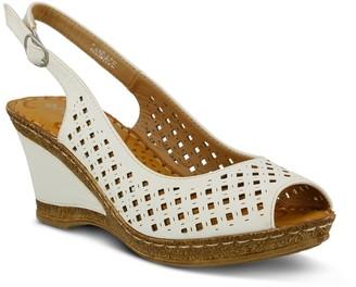 Patrizia Candace Women's Slingback Wedge Sandals