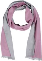 SILK AND CASHMERE Oblong scarves