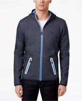 HUGO BOSS HUGO Men's Contrast-Trim Hoodie