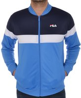 Fila Men's Retro Full Zip Tracksuit Top