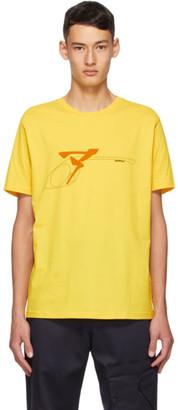 AFFIX Yellow S.E.S INC. T-Shirt