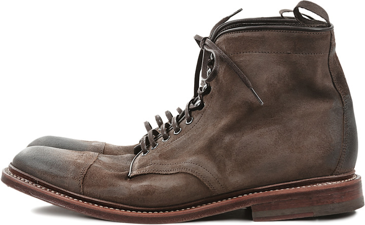 NDC Addison Hammer Suede Boot
