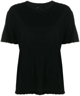 Unravel Project basic plain T-shirt