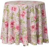 April Cornell Rose Nouveau Tablecloth