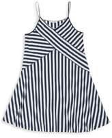 Splendid Girl's Striped Dress