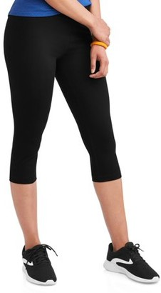 Athletic Works Women's Dri More Capri Core Leggings
