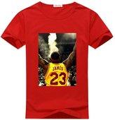 Ccttdiy Men's LeBron James T-shirts, Popular LeBron James Tee Shirts