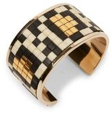 Givenchy Geometric Mosaic Bracelet