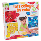 Alex Jr Tots Collage By Color Discovery Toy