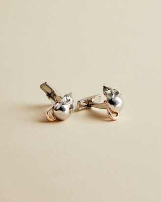 Ted Baker CENTREL Mouse cufflinks