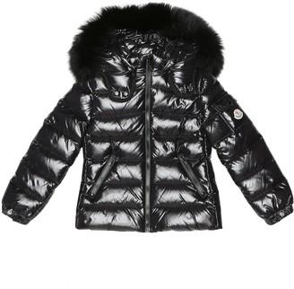 Moncler Enfant Bady Fur down coat