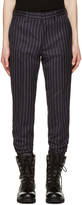 Alyx Navy fragment Edition Pinstripe Trousers