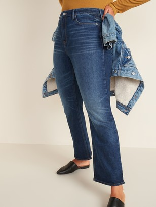 Old Navy High-Waisted Crop Flare Ankle Jeans for Women