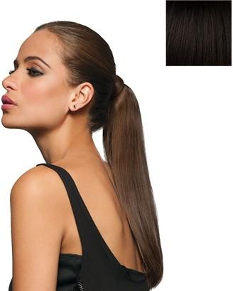 Hairdo. by Jessica Simpson & Ken Paves 16 Inch Wrap-Around Human Hair Ponytail