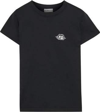Fiorucci Icon Angels Appliqued Cotton-jersey T-shirt