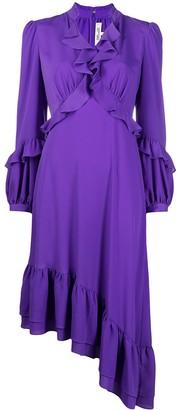 Diane von Furstenberg Jill midi dress