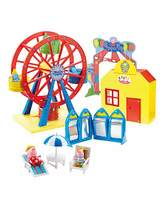 Peppa Pig Holiday End Of Pier Playset