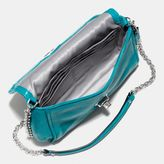 Coach Madison Chain Crossbody In Leather